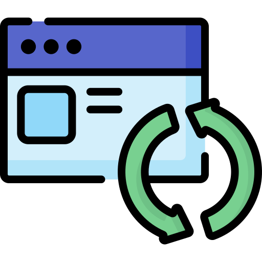 Website upgradation services